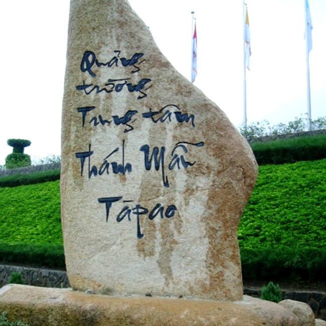 Tour Hành Hương Đức Mẹ Tà Pao