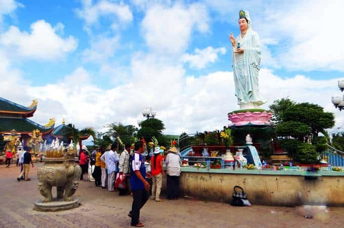 Tour hành hương cha Diệp - Mẹ Nam Hải
