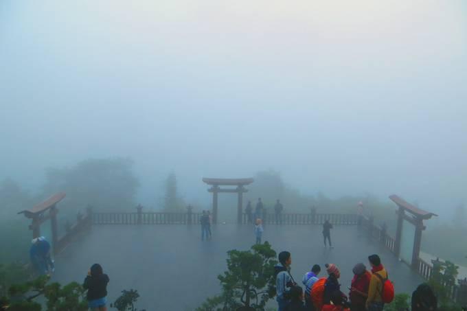 Cổng Trời (Linh Quy Pháp Ấn) - Tour Đà Lạt