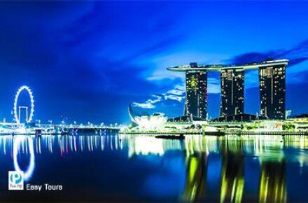 Sands SkyPark_Singapore City