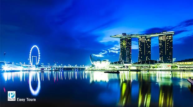 Khu Nghỉ Dưỡng Sands SkyPark_Singapore