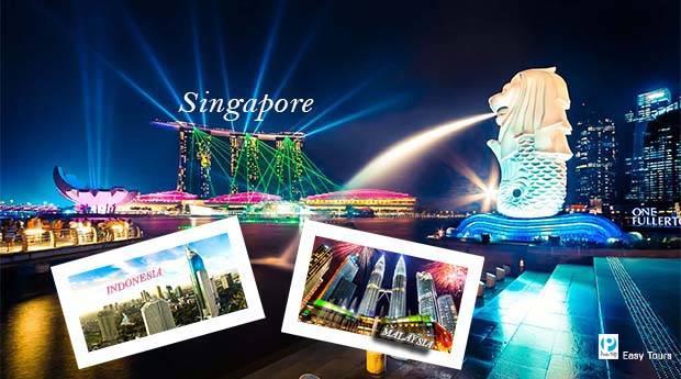 du lịch Singapore_indonesia_ Malaysia