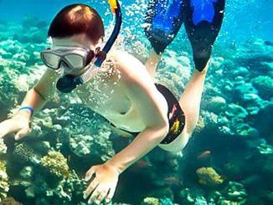 Tour Phú Quốc 2n2d giá rẻ-lặn ngắm san hô ở Phú QUốc