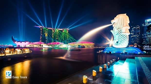 Sư Tử Singapore