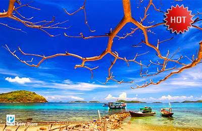 Hòn Nôm Nam Du ( Tour Du Lịch Đảo Nam Du)