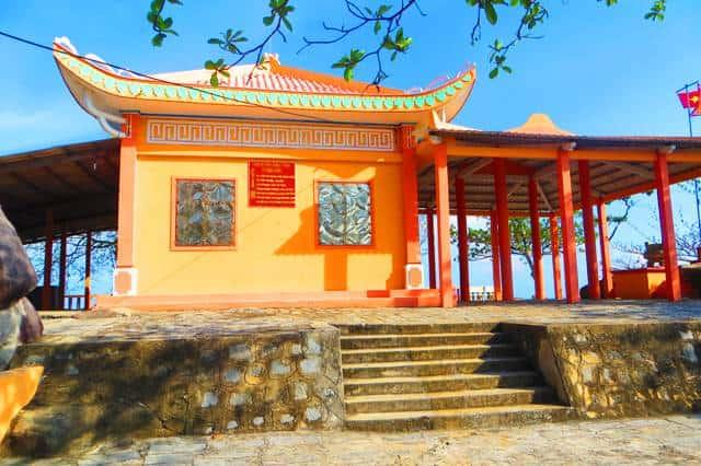 Đình Thần Nam Hải - Du lịch Hòn Sơn
