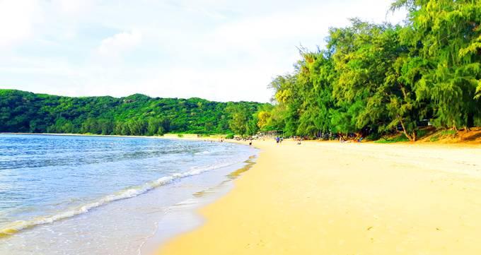 Bãi Đầm Trầu Côn Đảo - Puolo Trip