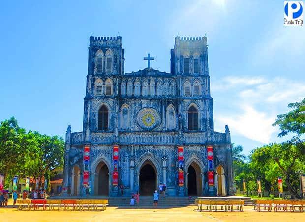Nhà Thờ Mằng Lăng - Tour Điệp Sơn Phú Yên