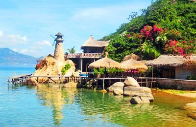 Resort Ngọc Sương - Tour Tứ Bình
