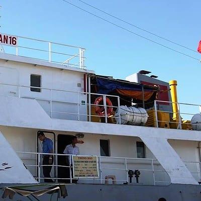 Đặt vé tàu đi đảo Phú Quý - Tàu Bình Thuận 16