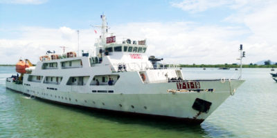 Đặt vé tàu cao tốc đi Côn Đảo - tàu CQ03 Vũng Tàu