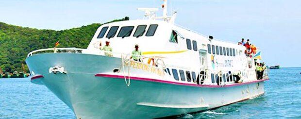 Du lịch Côn Đảo - Tàu cao tốc Superdong