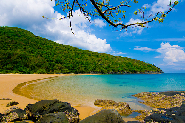Bãi Đầm Trầu Côn Đảo - Du Lịch Puolotrip