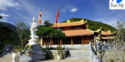 Hình ảnh chùa Núi Một