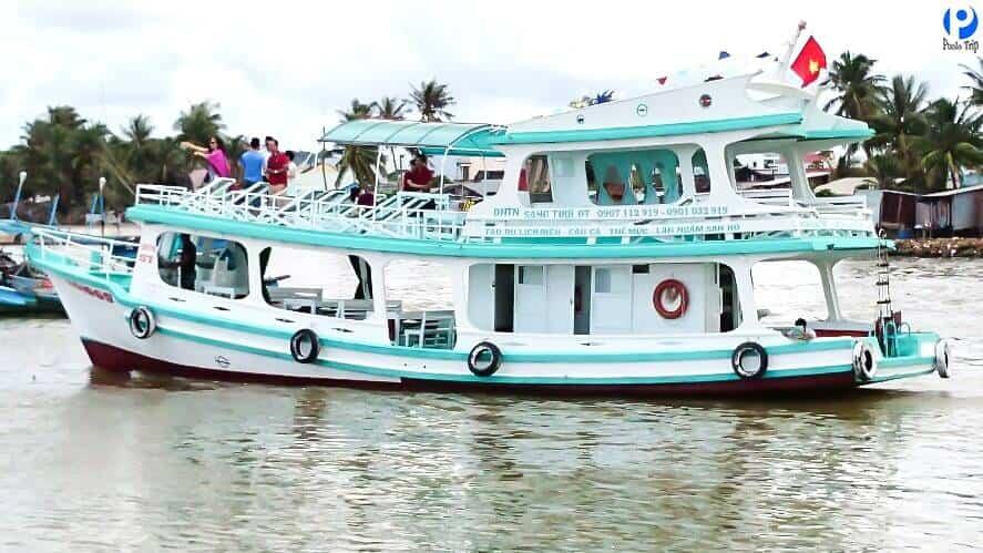Du thuyền câu cá - Tour Phú Quốc 2N2D giá rẻ