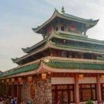 Miếu Bà Chúa Xứ - Tour hành hương chùa Bà Chúa Xứ Châu Đốc An Giang 2n1d