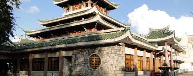 tour hành hương chùa Bà Chúa Xứ Châu Đốc An Giang