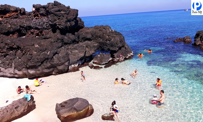 Biển Lý Sơn - Đảo Bé An Bình