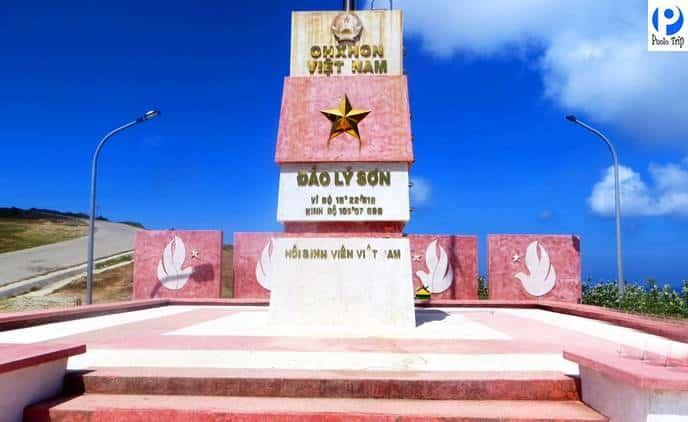 Cột cờ đảo Lý Sơn