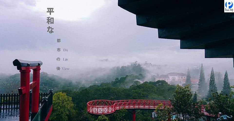 cong-troi-da-lat-view