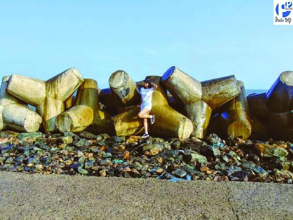 bãi đá Ông Địa - Phan Thiết
