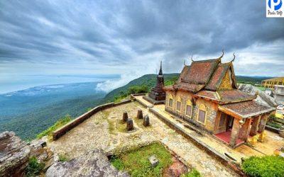 chùa năm thuyền - du lịch campuchia